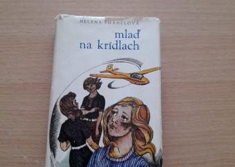 Helena Šmahelová: Mlaď na krídlach